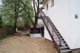 Foto 8 Zäune aus Polen, Zaun, Metallzäune, Doppelstabmatten, Schmideeisenzäune, Fenstergitter, Balkongeläder