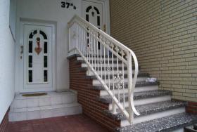 Foto 5 Zäune aus Polen, Zaun, Metallzäune, Doppelstabmatten, Schmiedeeisenzäune, Fenstergitter, Balkongeläder