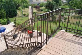 Foto 6 Zäune aus Polen, Zaun, Metallzäune, Doppelstabmatten, Schmiedeeisenzäune, Fenstergitter, Balkongeläder