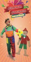 Foto 9 Zauberclown Kinderfasching Kindergeburtstag Stimmungsmusik und ein Clown