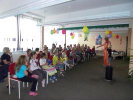 Foto 2 Zauberclown Kinderfasching Kindergeburtstag Stimmungsmusik und ein Clown
