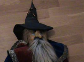 Zauberer von OZ Puppe