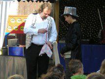 Kinder zaubern mit