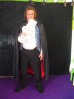 Im Kostüm