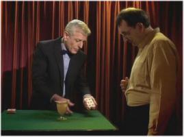 Zauberkurs bei der Kartenmagie