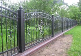 Foto 2 Zaun vom Hersteller aus Polen , Zaunanlage, Tore, Pforte