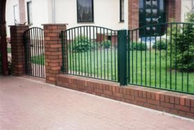 Foto 6 Zaun vom Hersteller aus Polen , Zaunanlage, Tore, Pforte