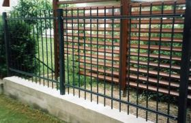 Foto 9 Zaun vom Hersteller aus Polen , Zaunanlage, Tore, Pforte