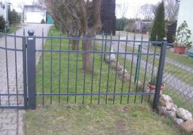 Foto 10 Zaun vom Hersteller aus Polen , Zaunanlage, Tore, Pforte