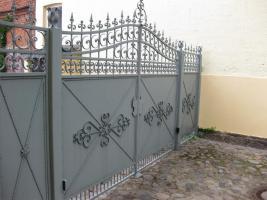 Foto 13 Zaun vom Hersteller aus Polen , Zaunanlage, Tore, Pforte