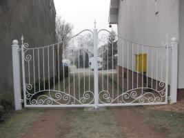 Foto 14 Zaun vom Hersteller aus Polen , Zaunanlage, Tore, Pforte