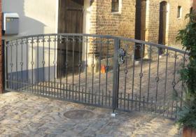 Foto 15 Zaun vom Hersteller aus Polen , Zaunanlage, Tore, Pforte