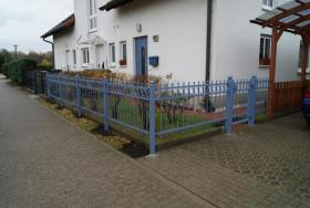 Foto 2 Zaun Metallzaun, Zäune aus Polen, Geländer , Metalltreppen, Balkone, Tore, , Fenstergitter!!!