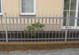 Zaun aus Polen vom Hersteller -15% Winterpromotion, Metallzaun