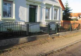 Foto 3 Zaun aus Polen vom Hersteller -15% Winterpromotion, Metallzaun