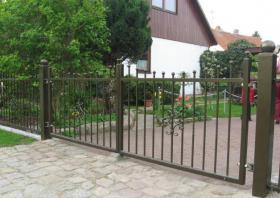 Foto 4 Zaun aus Polen vom Hersteller -15% Winterpromotion, Metallzaun