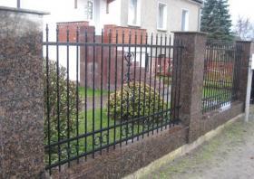 Foto 6 Zaun aus Polen vom Hersteller -15% Winterpromotion, Metallzaun