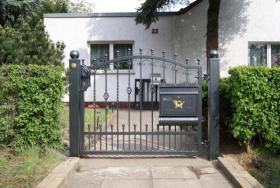 Foto 5 Zaun aus Polen Metallzäune, Geländer , Metalltreppen