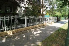 Foto 6 Zaun aus Polen Metallzäune, Geländer , Metalltreppen