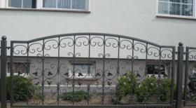Foto 2 Zaun aus Polen Metallzaun aus Polen Schmiedezaun aus Polen