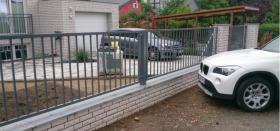 Foto 4 Zaun aus Polen Metallzaun aus Polen Schmiedezaun aus Polen