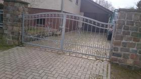 Foto 9 Zaun aus Polen Metallzaun aus Polen Schmiedezaun aus Polen