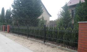 Foto 2 Zaun aus Polen Sonderangebot -15%