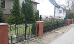 Foto 3 Zaun aus Polen Sonderangebot -15%