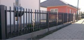 Foto 4 Zaun aus Polen Sonderangebot -15%
