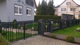 Foto 3 Zaun aus Polen Zaun aus Polen – 15% Winterrabat