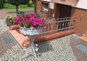 Foto 2 Zaun aus Polen feuerverzinkt und pulverbeschichtet – 15%