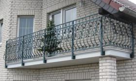 Foto 2 Zaun aus Polen, Schmiedezaun, Metallzaun, Stahlzaun – 15%