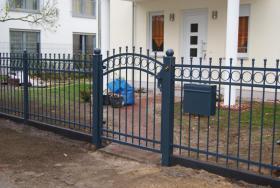 Zaun aus Polen, Zäune, Metallzaun, Geländer - super Preis und Qualität