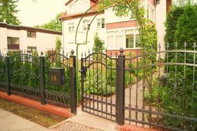 Foto 2 Zaun aus Polen, Zäune, Metallzaun, Geländer - super Preis und Qualität