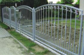 Foto 4 Zaun aus Polen, Zäune, Metallzaun, Geländer - super Preis und Qualität