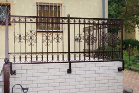 Foto 2 Zaun aus Polen, Zäune, Tore, Pforten, Geländer aus Metall