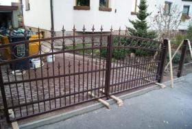 Foto 4 Zaun aus Polen, Zäune, Tore, Pforten, Geländer aus Metall