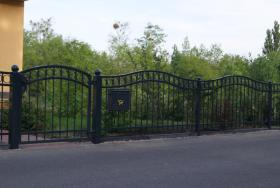 Foto 7 Zaun aus Polen, Zäune, Tore, Pforten, Geländer aus Metall