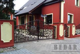 Zaun aus Polen, metall Zäune, Geländer aus Polen