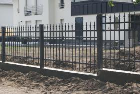 Foto 12 Zaun aus Polen, metall Zäune, Geländer aus Polen
