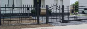 Foto 5 Zaun aus Polen, schmiedeeiserne Zäune aus Polen - günstig