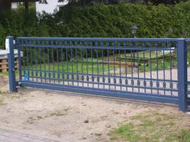 Foto 7 Zaun aus Polen, schmiedeeiserne Zäune aus Polen - günstig