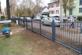 Foto 8 Zaun aus Polen, schmiedeeiserne Zäune aus Polen - günstig