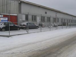 Foto 3 Zaun aus polen, Metallzaune, Carport, Schmiedeeisenzaune