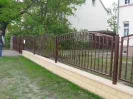 Foto 5 Zaun aus polen, Metallzaune, Carport, Schmiedeeisenzaune
