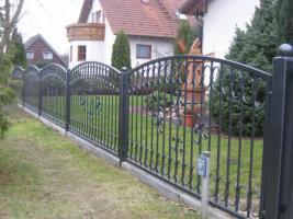 Foto 3 Zaun, Gelaender aus Polen