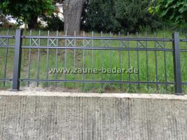 Foto 6 Zaun, Metallzaun, Pforte, Tore aus Polen ->> super Preise und Qualitet !!!
