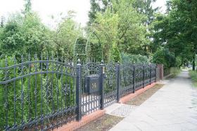Zaun, Zäune aus Polen, Metallzaune, Metalltreppen, Balkone, Tore mit Elektroantrieb Doppelstabmattenzaun , Doppelstabmatten, Fenstergitter!!! ~BEDAR~