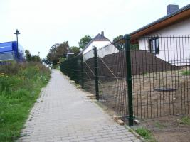 Foto 3 Zaun, Zaune aus Polen, Metallzaune, Schmiedeeiserne Zaune, Doppelstabmatten, Fenstergitter!!! ~BEDAR~