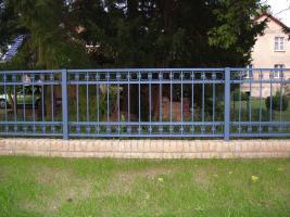 Foto 4 Zaun, Zaune aus Polen, Metallzaune, Schmiedeeiserne Zaune, Doppelstabmatten, Fenstergitter!!! ~BEDAR~